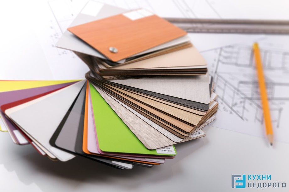 Цветовая гамма отделки фасадов