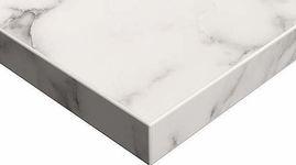 Глянец белый мрамор (Oriental White)