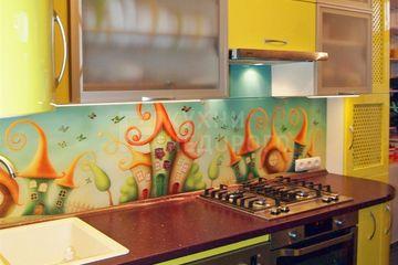 Кухня Арлекино