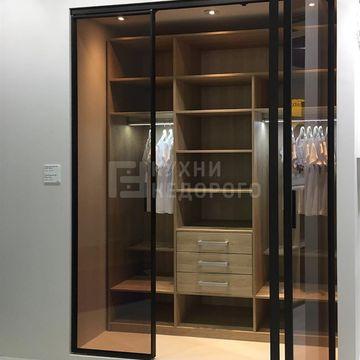 Гардеробный шкаф Квинс
