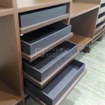 Гардеробный шкаф Мадера - фото 3