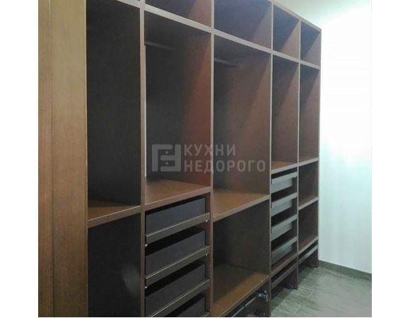 Гардеробный шкаф Мадера