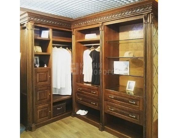 Гардеробный шкаф Хилтон