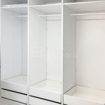 Гардеробный шкаф Бишоп
