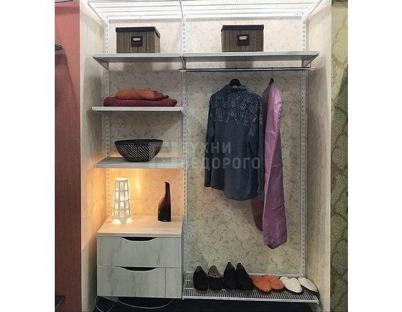 Гардеробный шкаф Спрингфилд