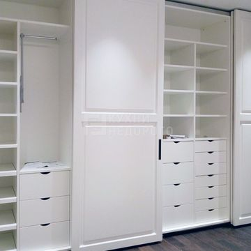 Гардеробный шкаф Вашингтон
