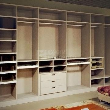 Гардеробный шкаф Даллас