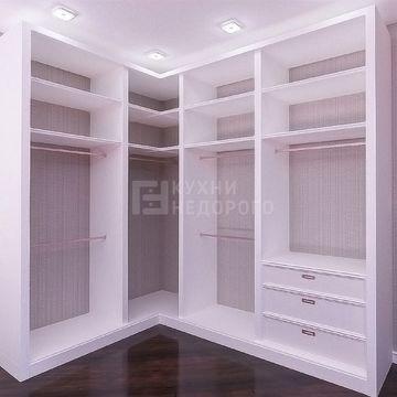 Гардеробный шкаф Альби