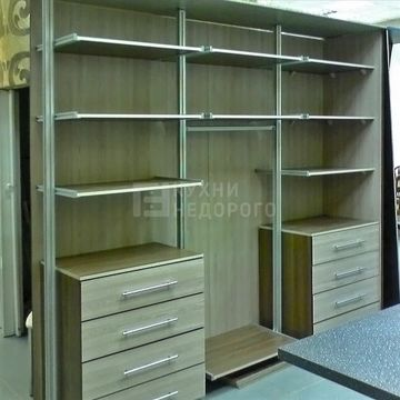 Гардеробный шкаф Кливленд