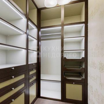 Гардеробный шкаф Абердин - фото 2