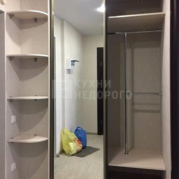 Гардеробный шкаф Карни
