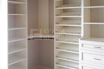 Гардеробный шкаф Вирджиния