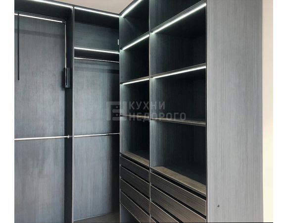 Гардеробный шкаф Джэксон