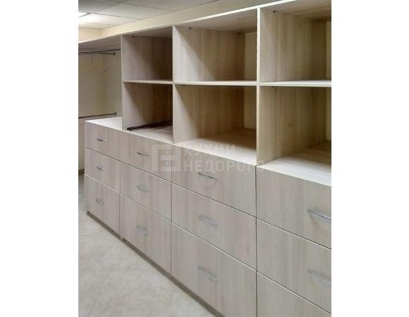 Гардеробный шкаф Мово