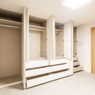 Гардеробный шкаф Модена
