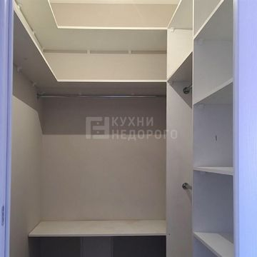 Гардеробная комната Фриско