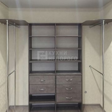 Гардеробная комната Фрезер