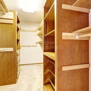 Гардеробная комната Хомвуд