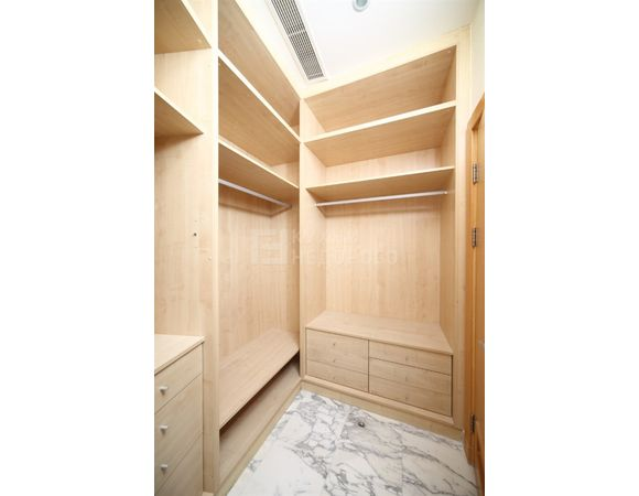 Гардеробная комната Плано