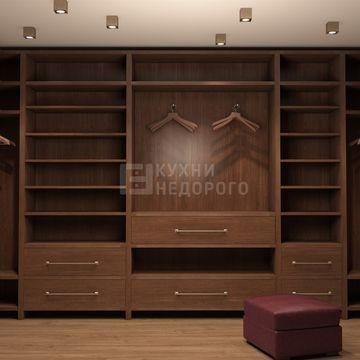 Гардеробная комната Чандлер