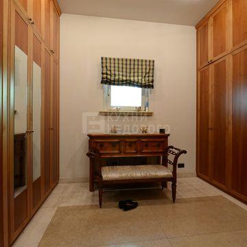 Гардеробная комната Монтгомери
