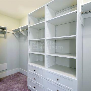 Гардеробная комната Эдина