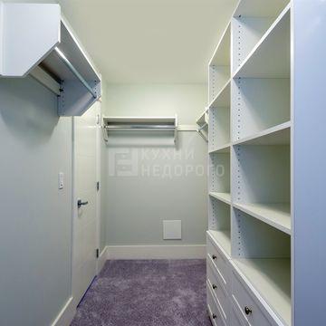 Гардеробная комната Эдина - фото 2