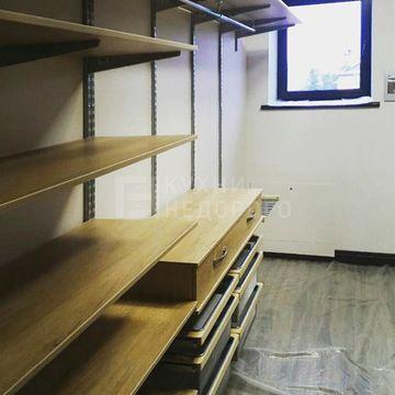 Гардеробная комната Орандж - фото 2
