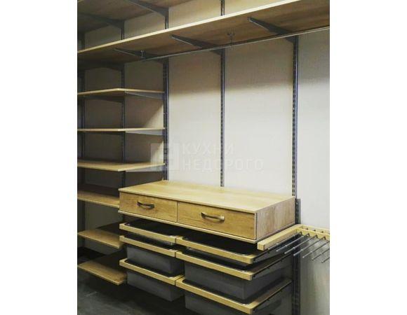 Гардеробная комната Орандж - фото 3