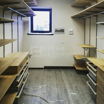 Гардеробная комната Орандж