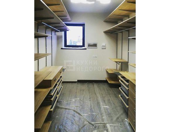 Гардеробная комната Орандж - фото 4