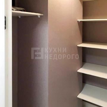 Гардеробная комната Клементе - фото 3