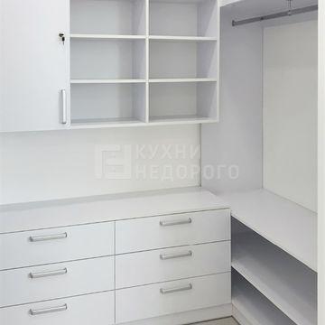 Гардеробная комната Кокоа