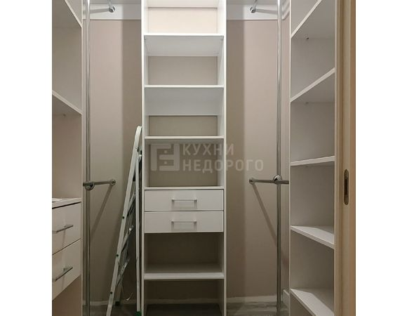Гардеробная комната Омаха