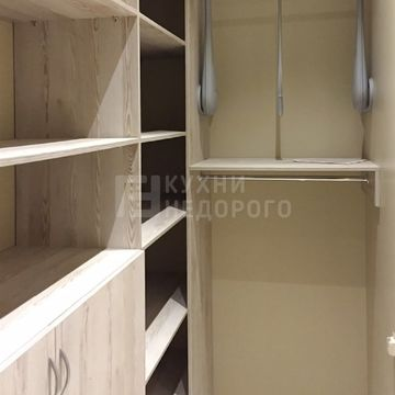 Гардеробная комната Вестал