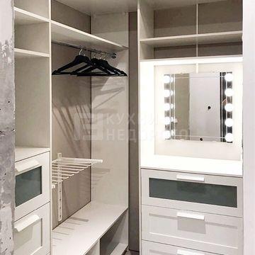 Гардеробная комната Сакраменто