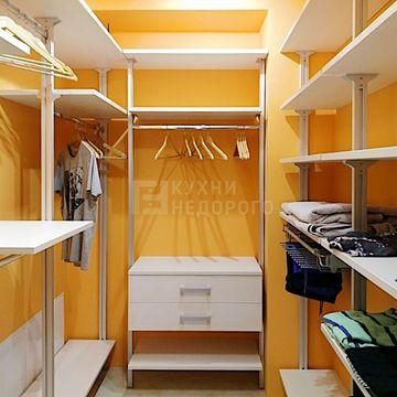 Гардеробная комната Аламоса