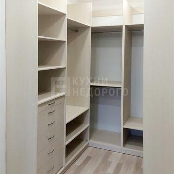 Гардеробная комната Фресно - фото 2