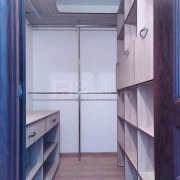 Гардеробная комната Гастония