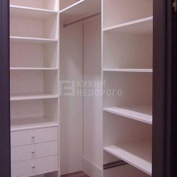 Гардеробная комната Ульм
