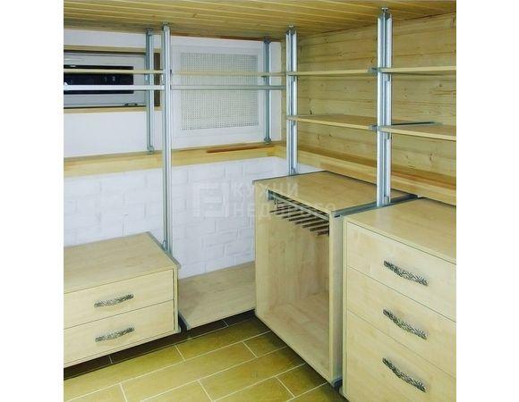 Гардеробная комната Брук - фото 2