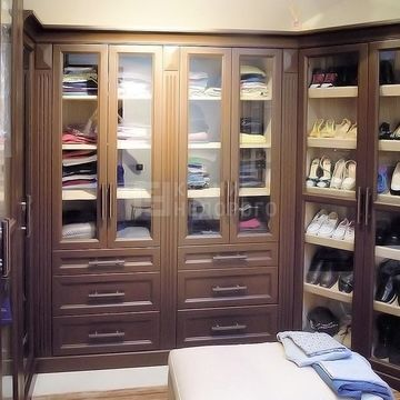 Гардеробная комната Элизабет