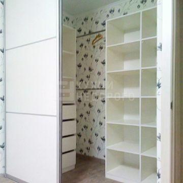 Гардеробная комната Лилль