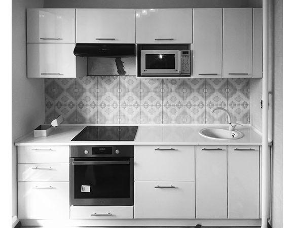 Кухня Иней