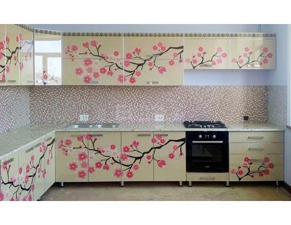 Кухня Цвета