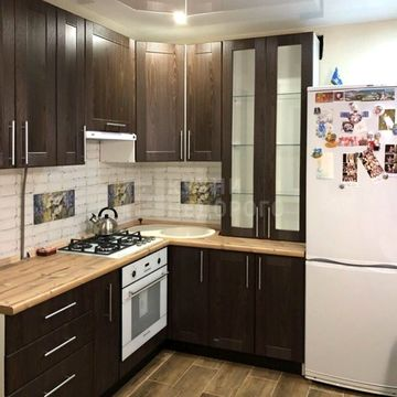 Кухня Палисандр - фото 4