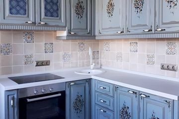 Кухня Василек