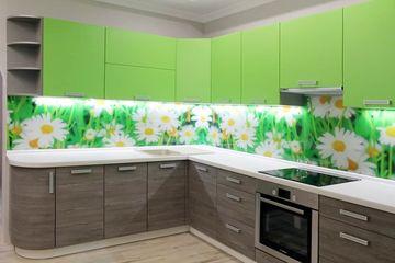 Кухня Ромашка