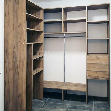 Гардеробный шкаф Вардар