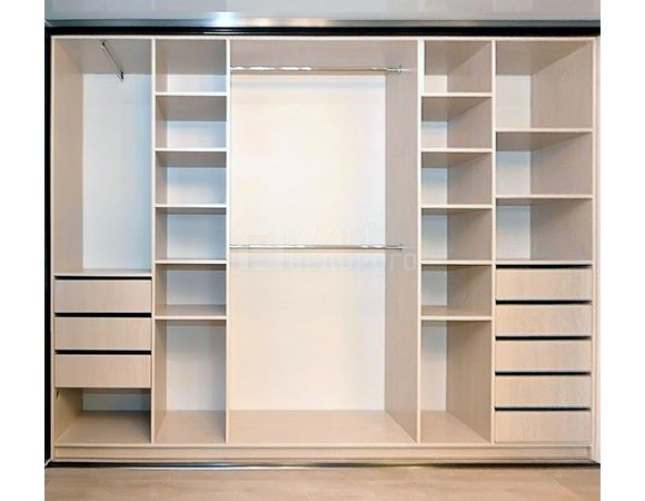 Гардеробный шкаф Бала
